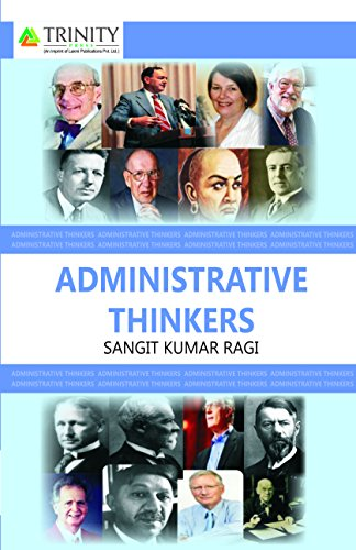 Administrative Thinkers (English Edition)