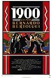Poster Robert De Niro und Gerard Depardieu 1900, 60 x 91 cm