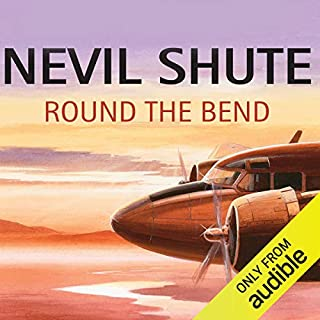 Round the Bend audiobook cover art