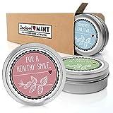 DOCTORS Mint 3x 70 St. Pfefferminzbonbons ohne Aspartam, Xylitol Bonbons ohne Zucker, Pfefferminz...