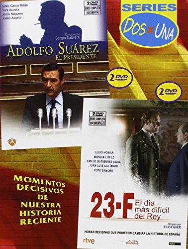 Adolfo Suarez .Presidente+23-F El Dia .. (Import Dvd) (2011) Ginés García Mill