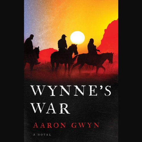 Wynne's War audiobook cover art