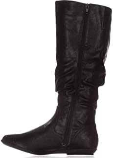 [Cliffs by White Mountain] Womens Felisa Closed Toe Mid-Calf Fashion Boots [並行輸入品]