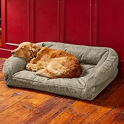 Orvis Toughchew Bolster Dog Bed
