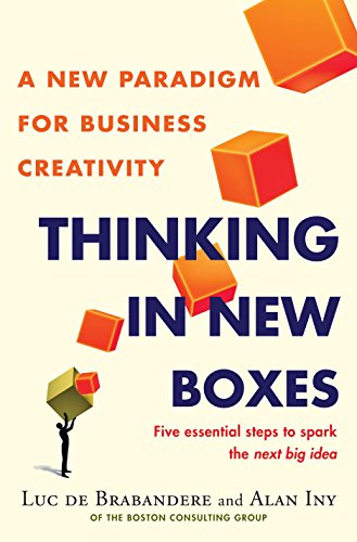 data marketplaces will open new horizons for your company Thinking in New Boxes: A New Paradigm for Business Creativity
