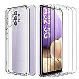 Hülle Kompatibel mit Samsung Galaxy A32 5G 6.5