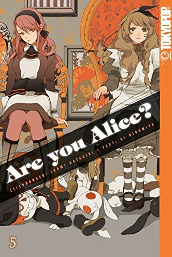 Are you Alice? 05