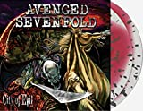 City Of Evil - Exclusive Limited Edition Red Inside Clear Gray Splatter Colored Vinyl 2x LP (Only 600 Copies Pressed!)