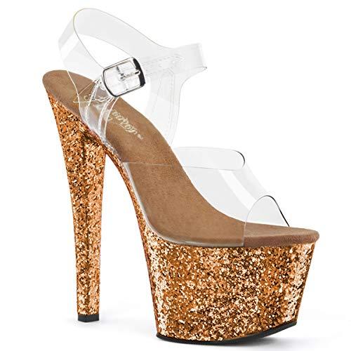Pleaser Women SKY-308LG/C/BZG Sandals