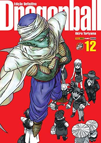 Dragon Ball Edição Definitiva Volume 12