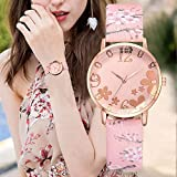 Business Casual Sports Design Fille Montre De Dames Nouvelle Mode en Relief Petite Ceinture d'impression Fraîche Cadran Montre Femme Étudiante Montre À Quartz Convient pour Adulte Jeunes Cad