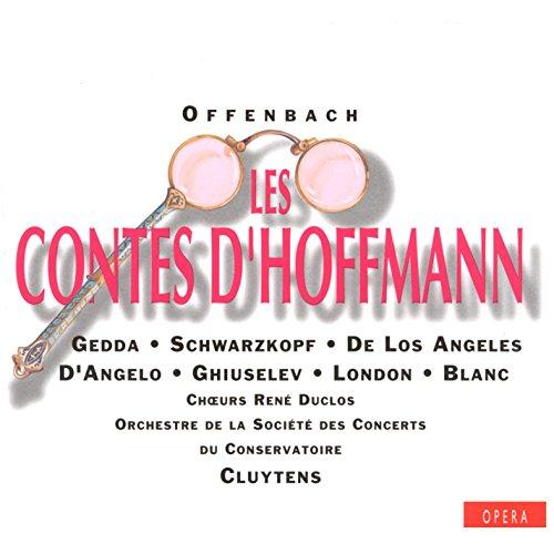 Les Contes d'Hoffmann (1989 Remastered Version), Act I: Peuh! cette bière est détestable! (Hoffmann/Choeurs/Nathanaël/Hermann/Nichlausse/Lindorf)