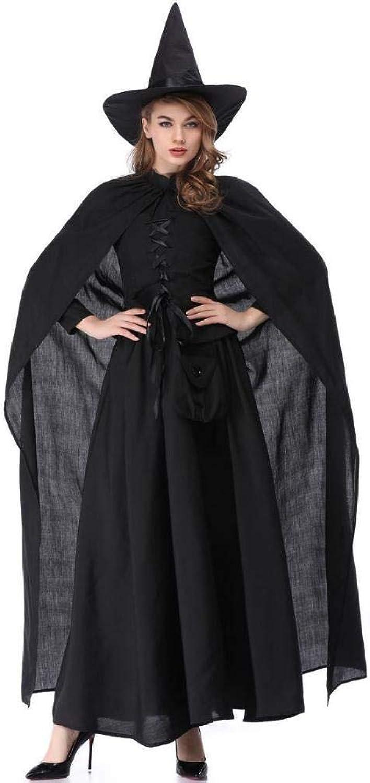 Olydmsky karnevalskostüme Damen Halloween Kostüm Hexe Erwachsene Rollenspiel Kostüm Masquerade Performance Kostüme B07JC37ZTY Ruf zuerst    Die Königin Der Qualität