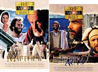 Visual Bible: Matthew & Acts