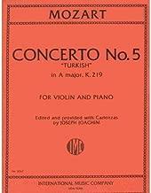 Best mozart no 5 violin concerto Reviews