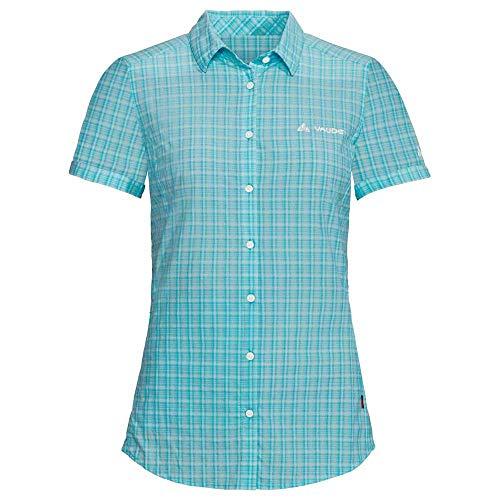 VAUDE Damen Seiland II T-Shirt, Peacock, 42
