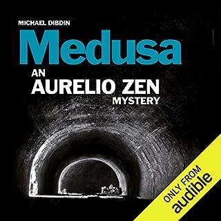 Aurelio Zen: Medusa cover art