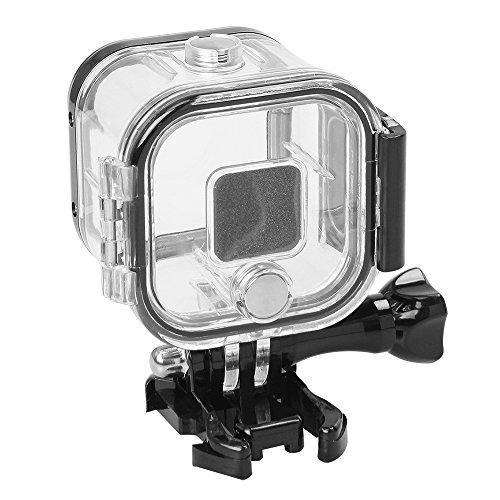 HOLACA Waterproof Diving Gopro Housing, 60m Underwater Case for GoPro Hero4 Session Hero 5 Session Hero Session Camera