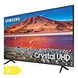Samsung GU50TU7199U 127 cm (50') 4K Ultra HD Smart TV WiFi Charbon GU50TU7199U, 127 cm (50'), 3840 x 2160 Pixels, LED, Smart TV, WiFi, Charbon