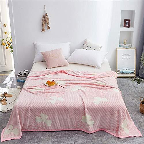 RONGXIE Neue Rosa Decken Cartoon Quilts Twin Voll Königin König Prinzessin Decken Weiche Werfen Flanelldecken Auf Bett/Auto/Sofa Teppiche Home Camping Bettwäsche