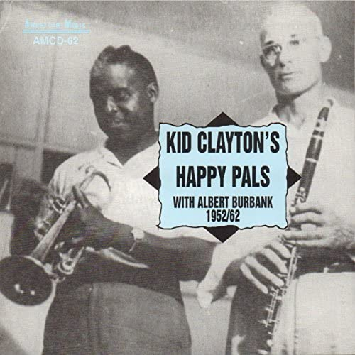"Jimmy ""Kid"" Clayton feat. Albert Burbank"