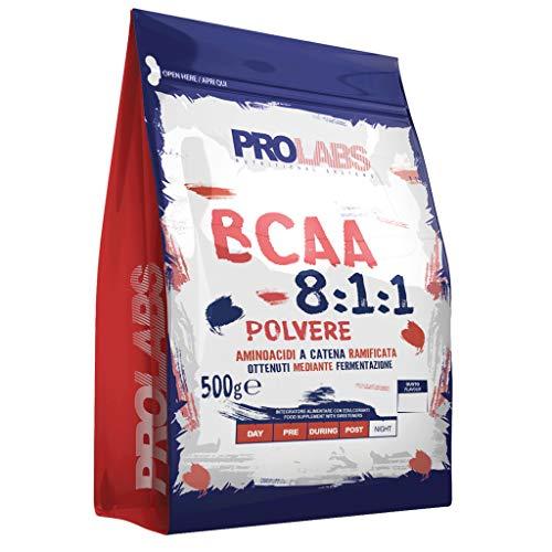 Prolabs Bcaa 8.1.1 Arancia - Busta - 500 g