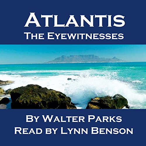 Atlantis: The Eyewitnesses audiobook cover art