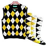 GolfKnickers Argyle Sweater Vest and