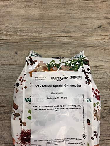 Vantasia Spezial Grillgewürz Van Hees 1 Kg Beutel