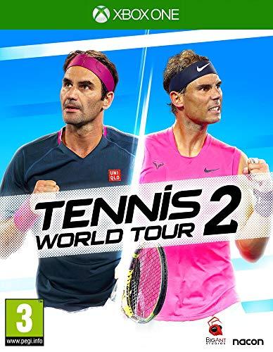 Tennis World Tour 2 Xbox One-Spiel