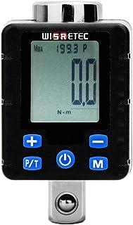 comprar comparacion KKmoon Llave de torsión Torquimetro digital Alta precisión con Pantalla grande electrónica Llave universal profesional Aju...