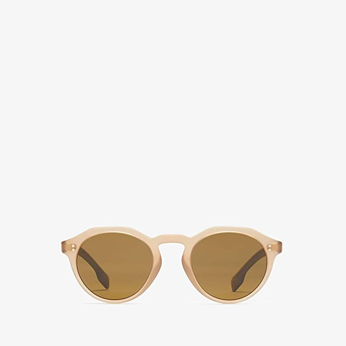 Burberry  0BE4280 (Matte Brown/Brown) Fashion Sunglasses