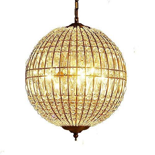 LLLKKK . Lámpara de araña con acabado cromado de cristal, estilo mini, para sala de estudio, oficina, comedor, dormitorio, sala de estar