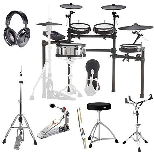Roland TD-27KV E-Drum Schlagzeug mit Hardware und Kopfhörer