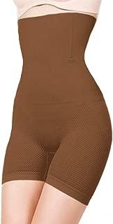 102E Shaper Shorts - Best High Waist Cincher Trainer Girdle Faja Tummy Control Shapewear Shorts (Plus Size)