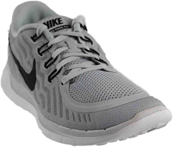 NIKE Men's Free 5.0 Running chaussures Pure Platinum Wolf gris Cool gris noir Taille 15 M US
