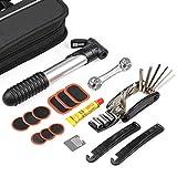 Best Tire Repair Kits - Vihir Bike Repair Kit-Bicycle Tool kit with Pump Review