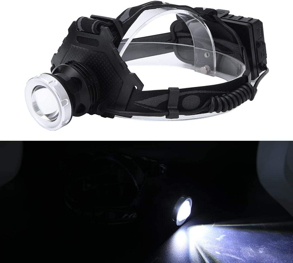 Aluminium Alloy Outlet SALE Limited time sale Waterproof Head-Mounted Light Fla Cycling Safety