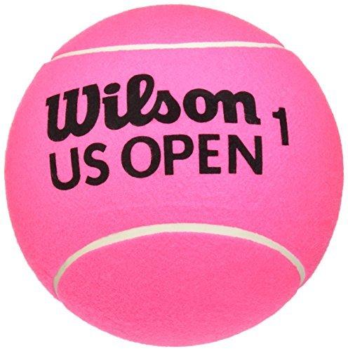 Wilson US Open Jumbo Tennis Ball, Pink by