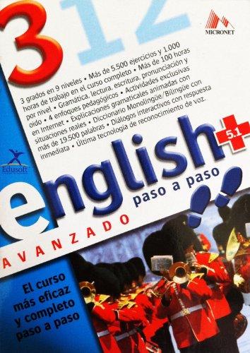 English Paso A Paso 3 - Avanzado - Cd Rom - 2004 -