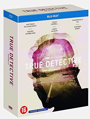 True Detective - Saisons 1 à 3 [Blu-ray]