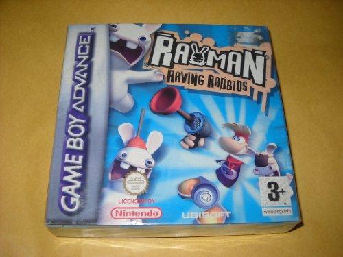 Rayman Raving Rabbids-(Gb)