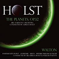 Holst: The Planets/Walton: Portsmouth Point (2000-07-18)