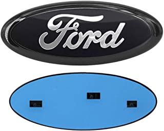 OSIRCAT for Ford Front Grille Tailgate Emblem,Oval 9