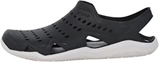Crocs Swiftwater Wave Flat, Sandalias Hombre
