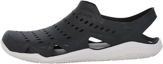 Crocs Men's Swiftwater Wave Shoe Flat