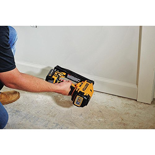 best nailer for baseboard