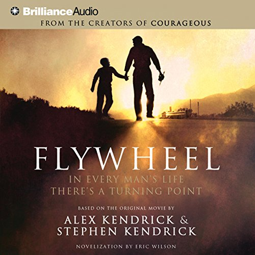 Flywheel audiobook cover art