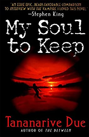 My Soul to Keep (African Immortals series)