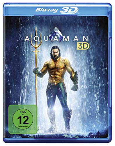 Aquaman [3D Blu-ray]